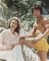 Patrick Duffy Belinda Montgomery Man From Atlantis